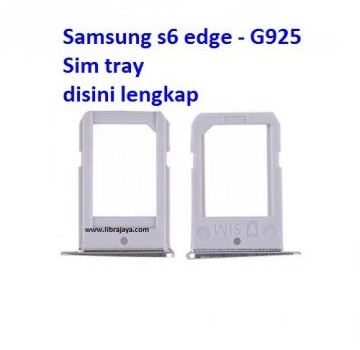 Jual Sim tray Samsung S6 edge