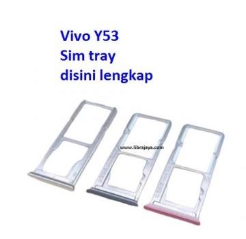 Jual Sim tray Vivo Y53