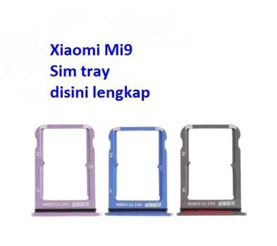 Jual Sim tray Xiaomi Mi9