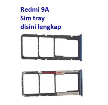 Jual Sim tray Redmi 9a