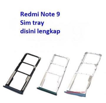 Jual Sim tray Redmi Note 9
