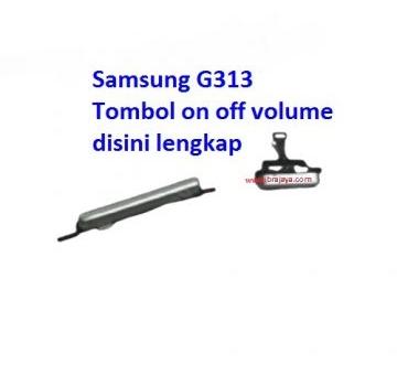Jual Tombol on off volume Samsung G313