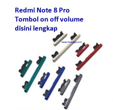 tombol-luar-on-off-volume-xiaomi-redmi-note-8-pro
