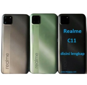 Jual Tutup Baterai Realme C11