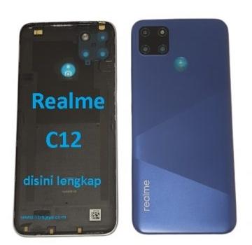 Jual Tutup Baterai Realme C12