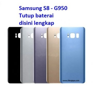 Jual Tutup Baterai Samsung S8