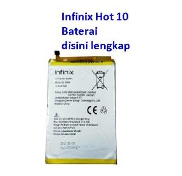 Jual Baterai Infinix Hot 10