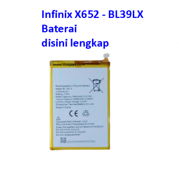 Jual Baterai Infinix X652