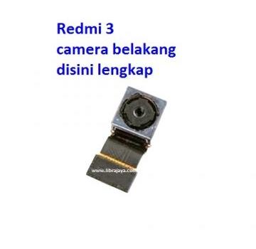 Jual Camera belakang Redmi 3