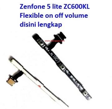 Jual Flexible on off Zenfone 5 Lite ZC600KL