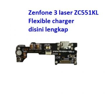 Jual Flexible charger Zenfone 3 Laser