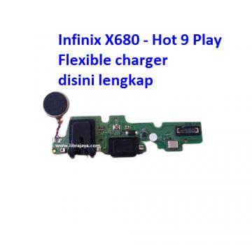 Jual Flexible charger Infinix Hot 9 Play