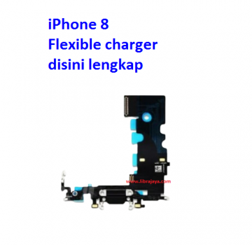Jual Flexible charger iPhone 8
