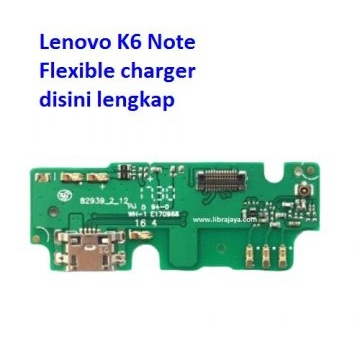 Jual Flexible charger Lenovo K6 Note