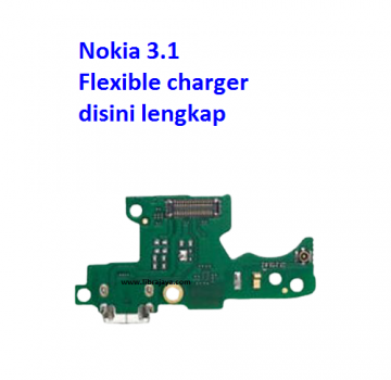 Jual Flexible charger Nokia 3.1
