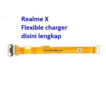 Jual Flexible charger Realme X