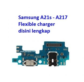Jual Flexible charger Samsung A21s