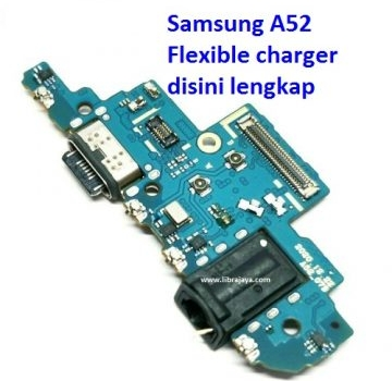 Jual Flexible charger Samsung A52