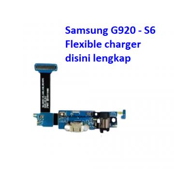 Jual Flexible charger Samsung G920