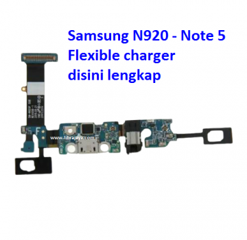 Jual Flexible charger Samsung N920