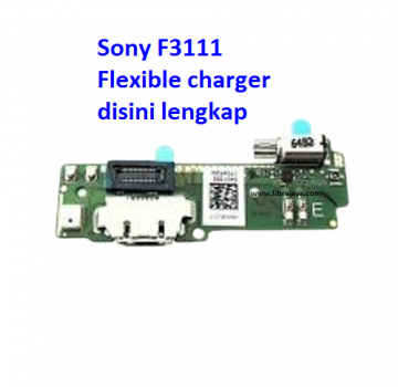 Jual Flexible charger Sony F3111