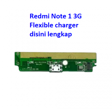 Jual Flexible charger Redmi Note 1 3G