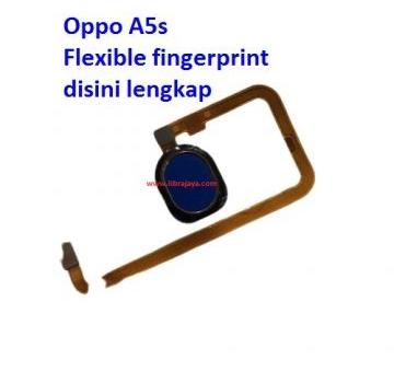 Jual Flexible fingerprint Oppo A5s