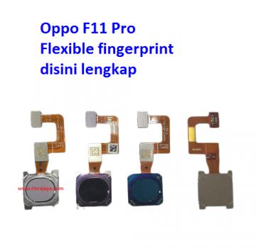 Jual Flexible fingerprint Oppo F11 Pro
