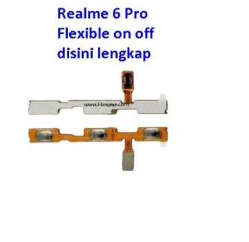 Jual Flexible on off Realme 6 Pro