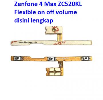 Jual Flexible on off Zenfone 4 Max ZC520KL