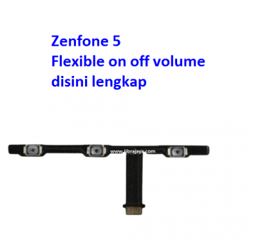 Jual Flexible on off volume zenfone 5