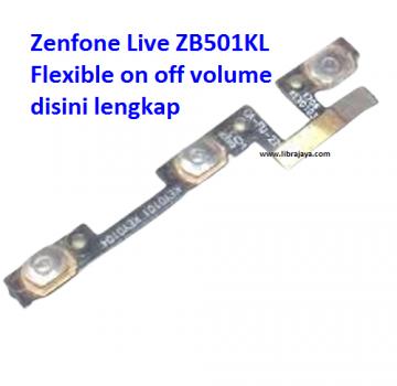 Jual Flexible on off volume Zenfone Live