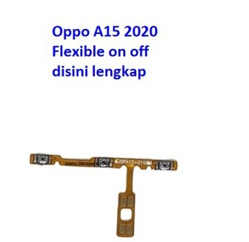 Jual Flexible on off Oppo A15 2020