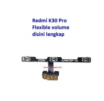 Jual Flexible volume Redmi K30 Pro