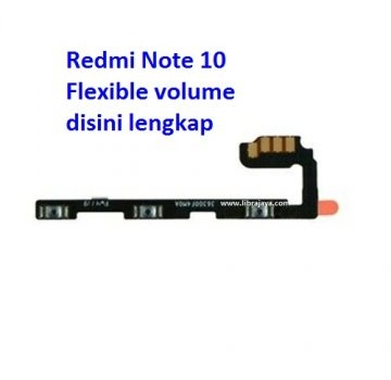 Jual Flexible volume Redmi Note 10