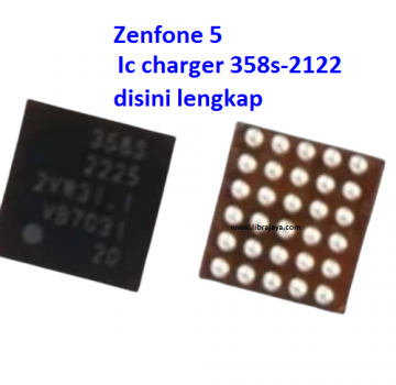 Jual Ic Charger 358s-2122 Zenfone 5