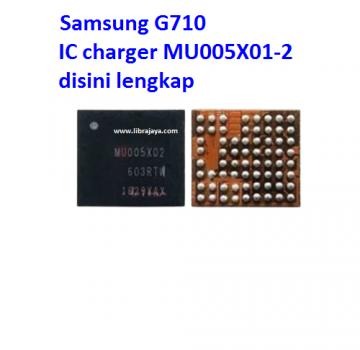 Jual Ic charger mu005x01-2 Samsung G710