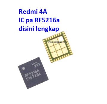 Jual Ic PA RF5216A Redmi 4a
