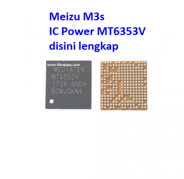 Jual Ic power mt6353v Meizu M3s