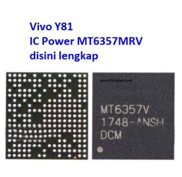 Jual Ic Power mt6357mrv Vivo Y81