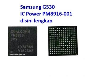 Jual Ic Power pm8916-001 Samsung G530