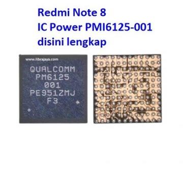 Jual Ic Power pmi6125-001 Redmi Note 8