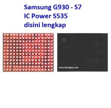 Jual Ic Power s535 Samsung G930