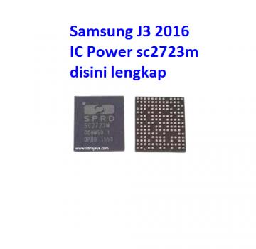 Jual Ic Power sc2723m Samsung J3 2016