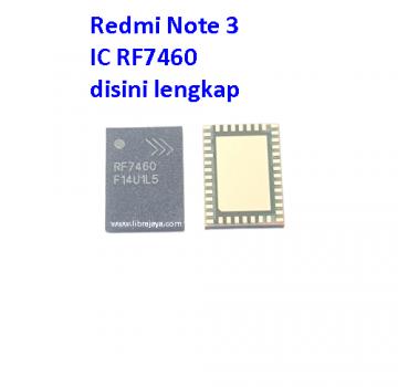 Jual Ic RF 7460 Redmi Note 3