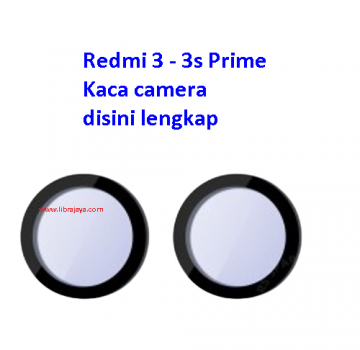 Jual Kaca camera Redmi 3