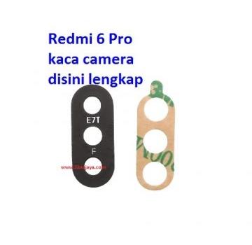 Jual Kaca Camera Redmi 6 Pro