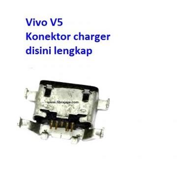Jual Konektor charger Vivo V5
