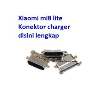 Jual Konektor charger Mi8 Lite