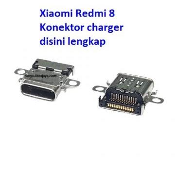 Jual Konektor charger Redmi 8